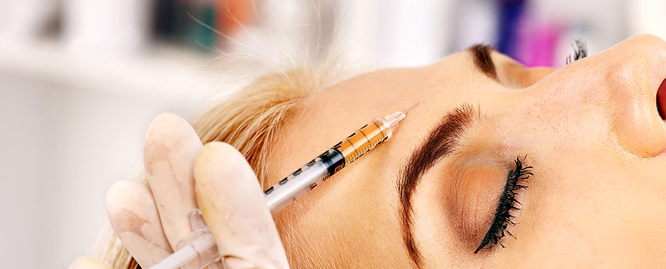 Wrinkle Reduction Injection